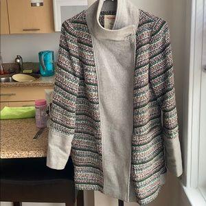 Anthropologie Cartonnier Cocoon Coat